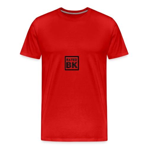 Rated BK - Men's Premium T-Shirt