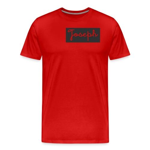 Cursive Joseph - Men's Premium T-Shirt