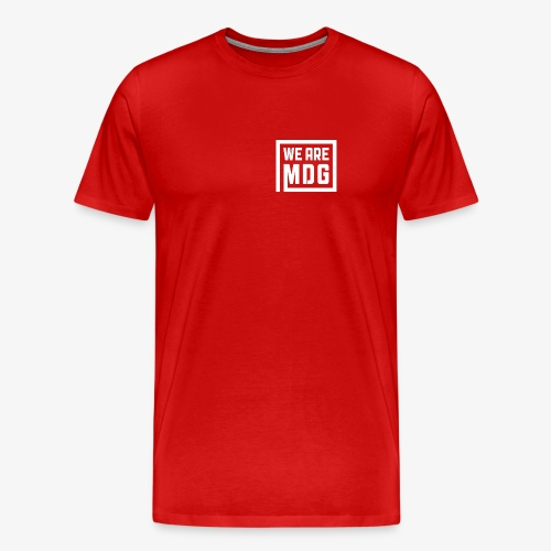 MDG Pocket Stamp - Men's Premium T-Shirt