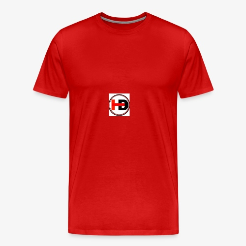 HDGaming - Men's Premium T-Shirt