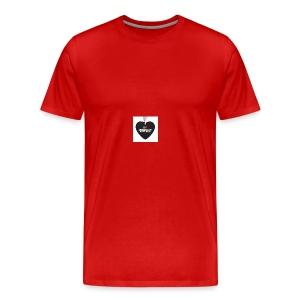 i love dominican republic aifornament r9b9cde7f8c5 - Men's Premium T-Shirt
