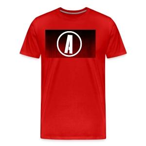 AlphaApexTV Logo Merch - Men's Premium T-Shirt