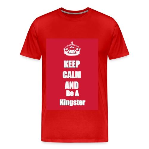 Kingjerry Merch - Men's Premium T-Shirt