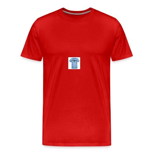 tie_dye_t-shirt - Men's Premium T-Shirt