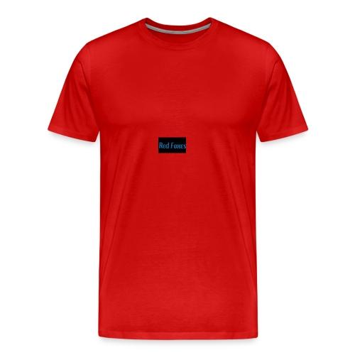 Red Foxes - Men's Premium T-Shirt