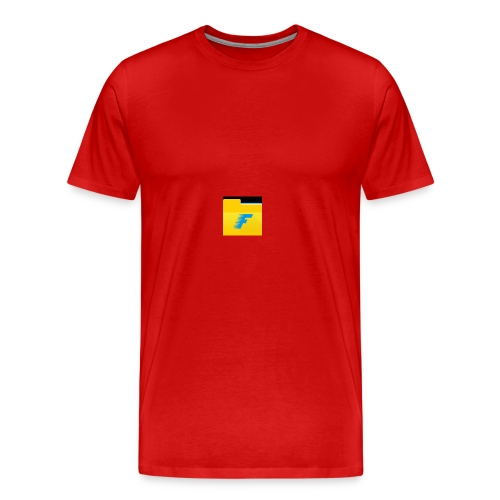 File Manager Pri - Men's Premium T-Shirt