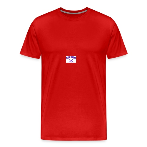 Field Hockey - Keep Fit - Men's Premium T-Shirt