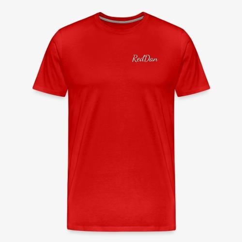 Offical Red Dan Merch - Men's Premium T-Shirt