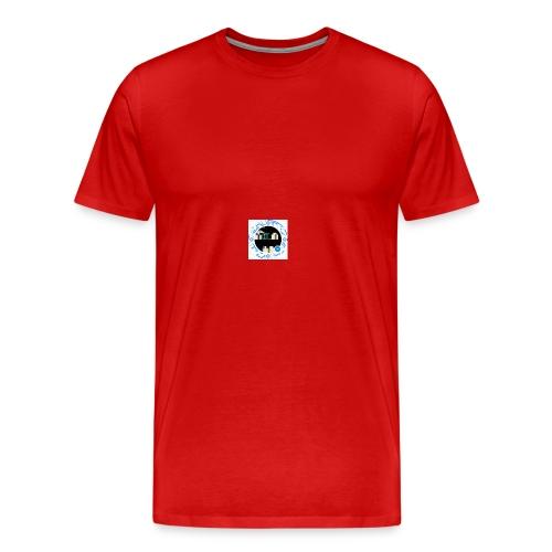 messenger code - Men's Premium T-Shirt