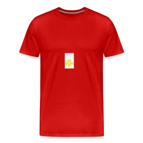 Booster logo - Men's Premium T-Shirt