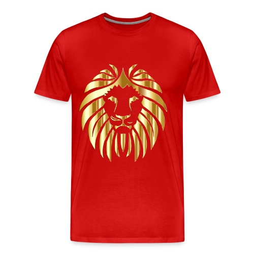 Royal Apex Lion (Limited Edition) - Men's Premium T-Shirt