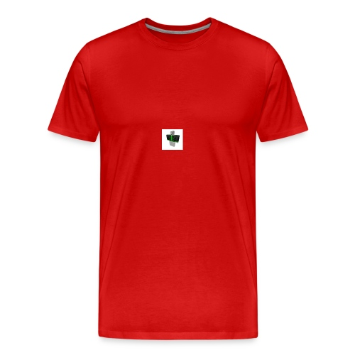 roblox fan's - Men's Premium T-Shirt
