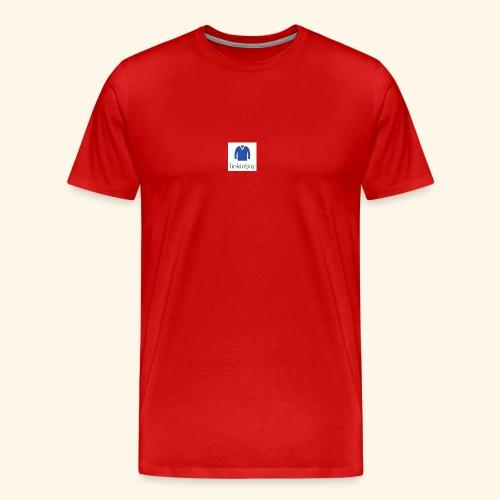 LinkInBio - Men's Premium T-Shirt