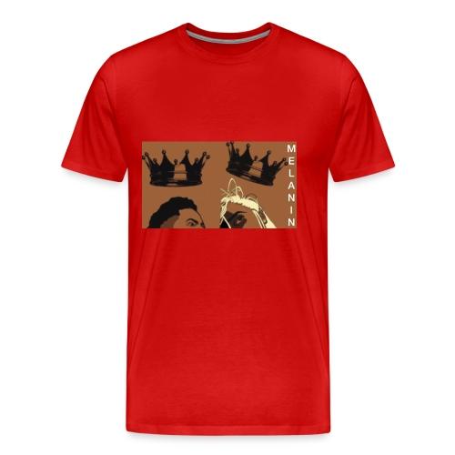 MELANIN ROYALTY - Men's Premium T-Shirt