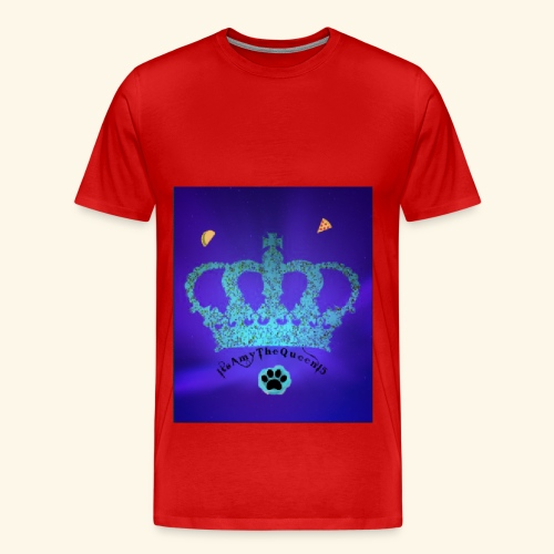Itsamythequeen15 Merch - Men's Premium T-Shirt