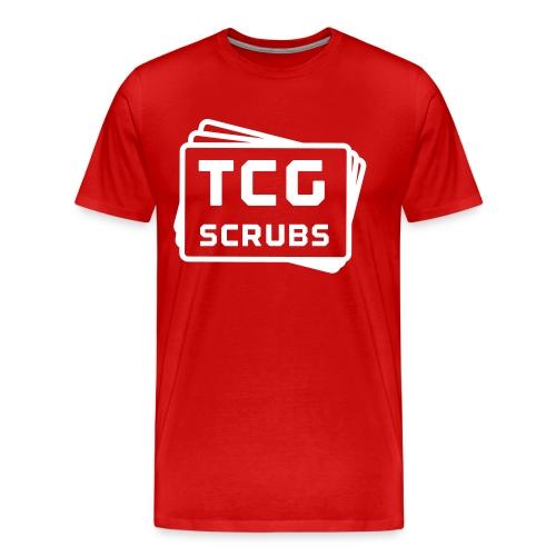 TCG Scrubs - Men's Premium T-Shirt