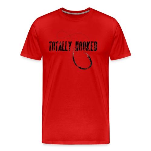 Hooked tee design - Men's Premium T-Shirt