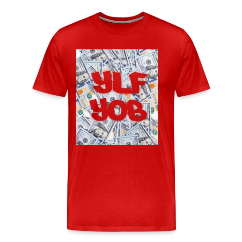 Ylf Yob Money Box - Men's Premium T-Shirt
