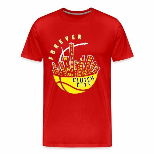Clutch City Forever - Men's Premium T-Shirt