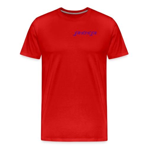 JaNinja Logo - Men's Premium T-Shirt