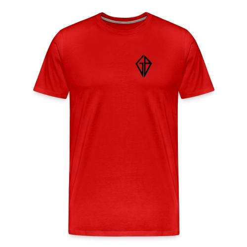 GB LOGO - Men's Premium T-Shirt