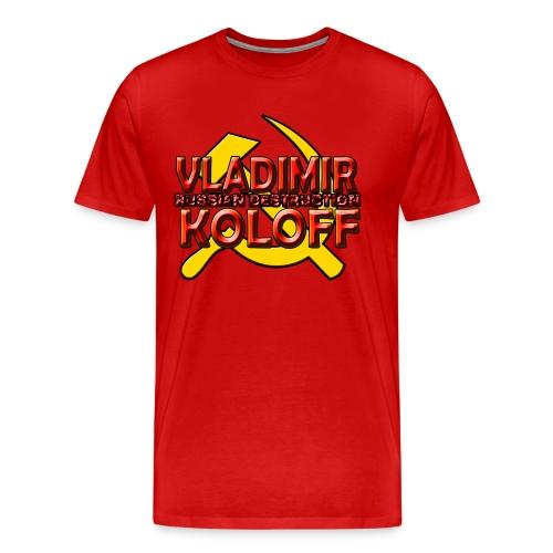 kolofflarge - Men's Premium T-Shirt