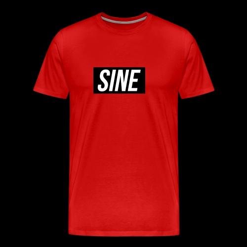 Sine - Men's Premium T-Shirt