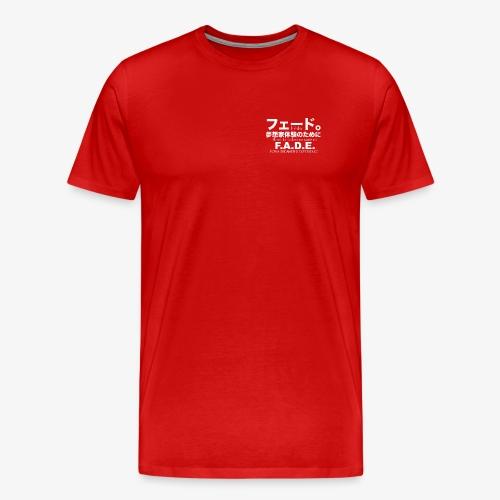 FADEJAPAN - Men's Premium T-Shirt