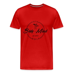 Total Body + Mind Golf Apparel - Men's Premium T-Shirt