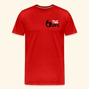 The 6oys Polo Edition - Men's Premium T-Shirt
