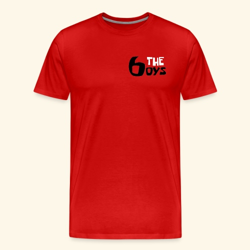 The 6oys Polo Edition - Men's Premium T-Shirt