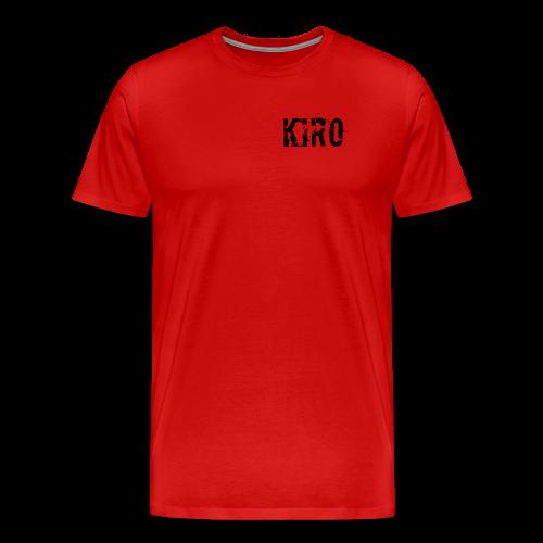 Across The Heart Realness - Men's Premium T-Shirt
