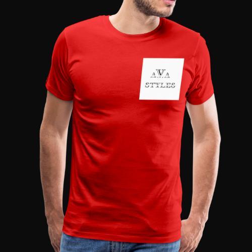 A.V.A STYLES - Men's Premium T-Shirt