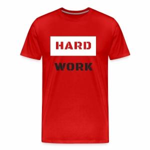 Hardwork - Men's Premium T-Shirt