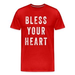Bless Your Heart - Men's Premium T-Shirt