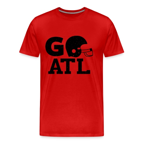 Go ATL - Men's Premium T-Shirt
