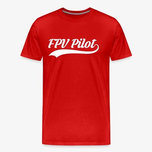 FPV Pilot - Men's Premium T-Shirt