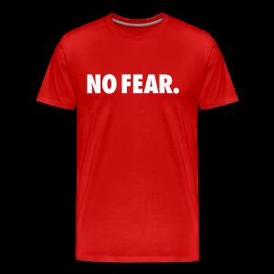 NO FEAR - Men's Premium T-Shirt
