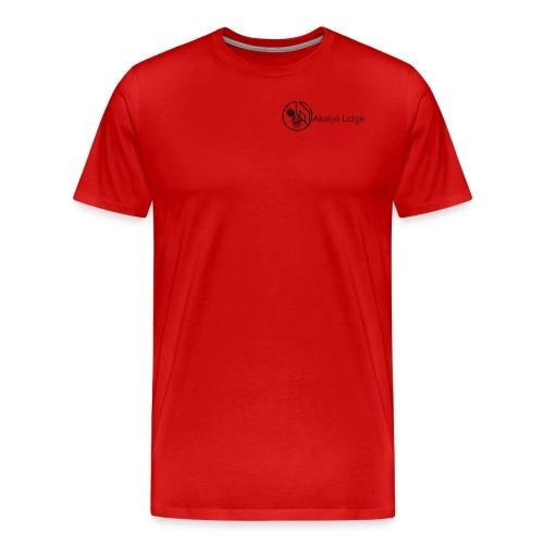 Akaiya Lidge LogoMakr - Men's Premium T-Shirt