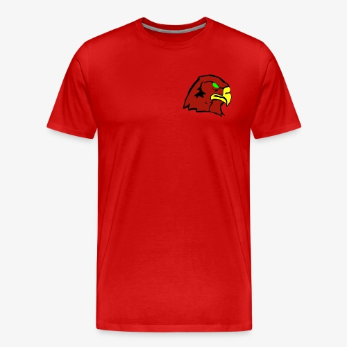 The Hawk - Men's Premium T-Shirt