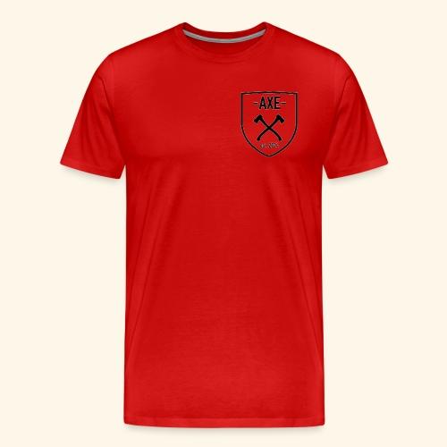 The AXE - Men's Premium T-Shirt