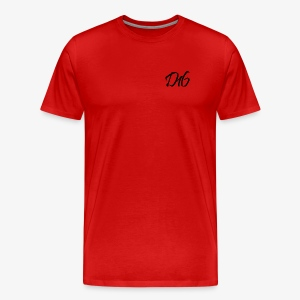 Dan # 16 Signature - Men's Premium T-Shirt
