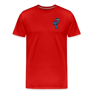canvas - Men's Premium T-Shirt