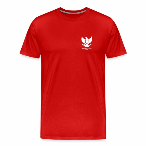 Indonesia Raya 1945 - Men's Premium T-Shirt