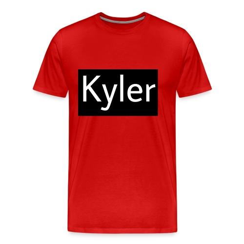 Kyler Logo - Men's Premium T-Shirt