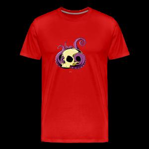 OctoSkull Tee - Men's Premium T-Shirt