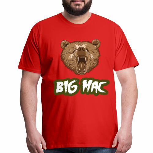 Big Mac Spirit Animal - Men's Premium T-Shirt