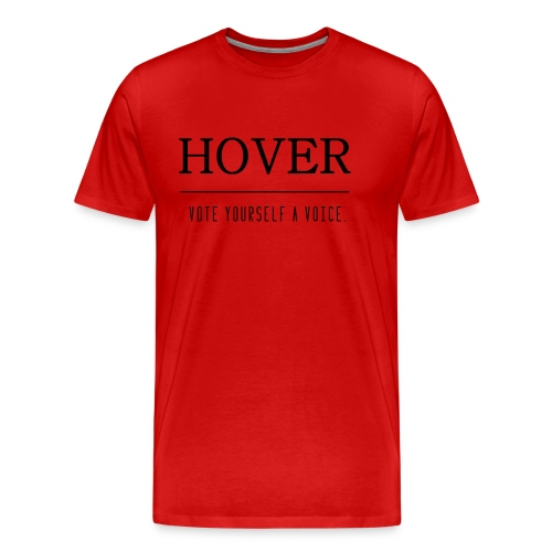 Hover for Governor - Men's Premium T-Shirt
