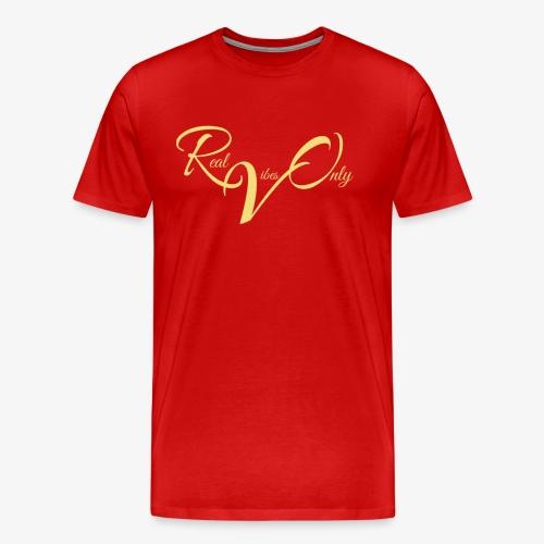 RealVibesOnly001 - Men's Premium T-Shirt