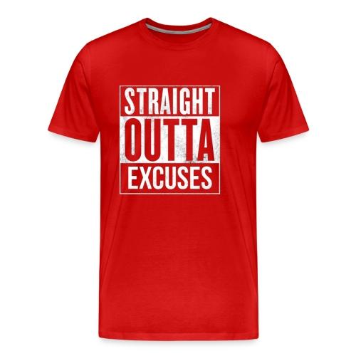Outta Excuses - Men's Premium T-Shirt